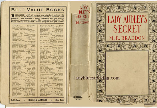 the patriarchal society of victorian england in lady audleys secret by mary braddon Find free braddon lady audley s secret characters essays lady audley's secret by braddon lady audleys secret, by mary lady audleys secret the style and.